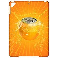 Orange Drink Splash Poster Apple Ipad Pro 9 7   Hardshell Case by Sapixe