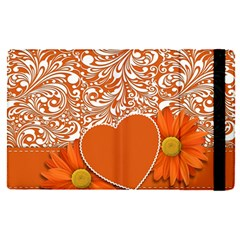 Flower Floral Heart Background Ipad Mini 4 by Sapixe