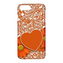 Flower Floral Heart Background Apple Iphone 7 Plus Hardshell Case