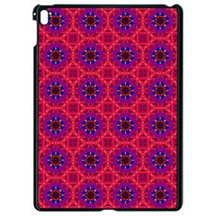 Retro Abstract Boho Unique Apple Ipad Pro 9 7   Black Seamless Case by Sapixe