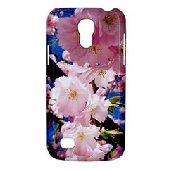 Flower Cherry Wood Tree Flowers Samsung Galaxy S4 Mini (gt I9190) Hardshell Case