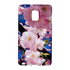 Flower Cherry Wood Tree Flowers Samsung Galaxy Note Edge Hardshell Case