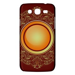 Badge Gilding Sun Red Oriental Samsung Galaxy Mega 5 8 I9152 Hardshell Case