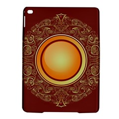 Badge Gilding Sun Red Oriental Ipad Air 2 Hardshell Cases by Sapixe