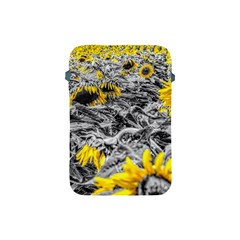 Sunflower Field Girasol Sunflower Apple Ipad Mini Protective Soft Cases by Sapixe