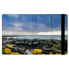 Iceland Nature Mountains Landscape Apple Ipad 2 Flip Case