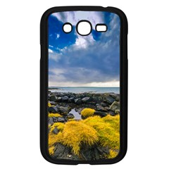 Iceland Nature Mountains Landscape Samsung Galaxy Grand Duos I9082 Case (black)
