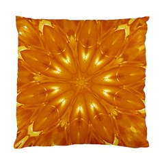 Kaleidoscopic Flower Standard Cushion Case (one Side) by yoursparklingshop