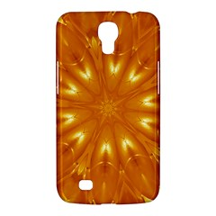 Kaleidoscopic Flower Samsung Galaxy Mega 6 3  I9200 Hardshell Case