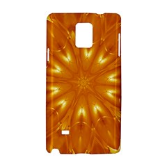Kaleidoscopic Flower Samsung Galaxy Note 4 Hardshell Case