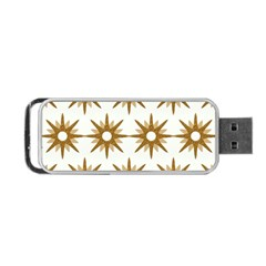 Seamless Repeating Tiling Tileable Portable Usb Flash (two Sides) by Jojostore