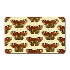 Butterfly Butterflies Insects Magnet (rectangular) by Jojostore