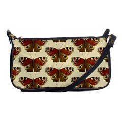 Butterfly Butterflies Insects Shoulder Clutch Bag