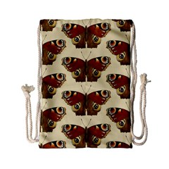 Butterfly Butterflies Insects Drawstring Bag (small) by Jojostore