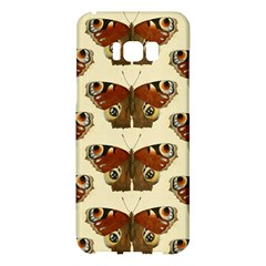Butterfly Butterflies Insects Samsung Galaxy S8 Plus Hardshell Case