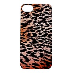 Tiger Motif Animal Apple Iphone 5s/ Se Hardshell Case by Jojostore