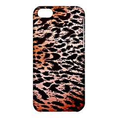 Tiger Motif Animal Apple Iphone 5c Hardshell Case by Jojostore