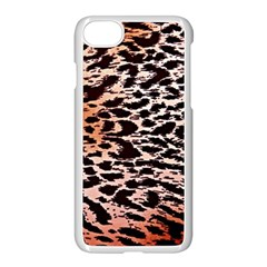 Tiger Motif Animal Apple Iphone 7 Seamless Case (white) by Jojostore