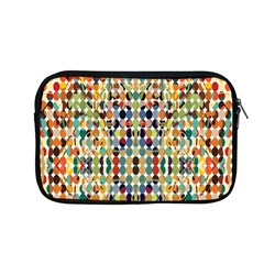 Retro Pattern Abstract Apple Macbook Pro 13  Zipper Case by Jojostore