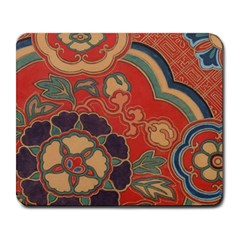 Vintage Chinese Brocade Large Mousepads