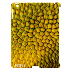 Jack Shell Jack Fruit Close Apple Ipad 3/4 Hardshell Case (compatible With Smart Cover)