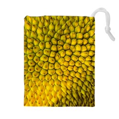Jack Shell Jack Fruit Close Drawstring Pouch (xl) by Jojostore