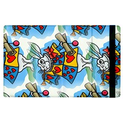 Seamless Repeating Tiling Tileable Apple Ipad 2 Flip Case by Jojostore