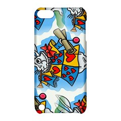 Seamless Repeating Tiling Tileable Apple Ipod Touch 5 Hardshell Case With Stand by Jojostore