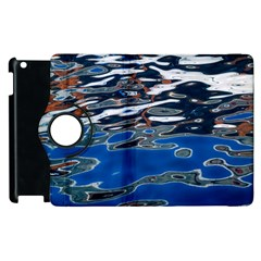 Colorful Reflections In Water Apple Ipad 3/4 Flip 360 Case