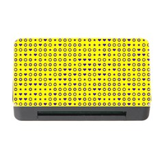 Heart Circle Star Seamless Pattern Memory Card Reader With Cf
