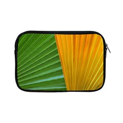Pattern Colorful Palm Leaves Apple Ipad Mini Zipper Cases by Jojostore