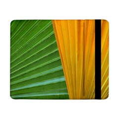 Pattern Colorful Palm Leaves Samsung Galaxy Tab Pro 8 4  Flip Case by Jojostore