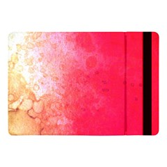 Abstract Red And Gold Ink Blot Gradient Apple Ipad 9 7 by Jojostore