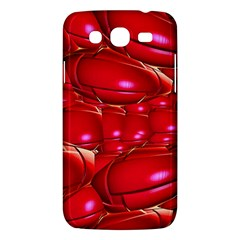 Red Abstract Cherry Balls Pattern Samsung Galaxy Mega 5 8 I9152 Hardshell Case