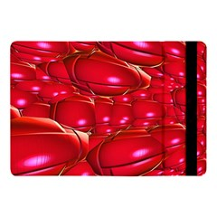 Red Abstract Cherry Balls Pattern Apple Ipad 9 7 by Jojostore