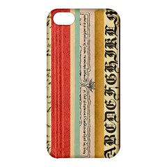 Digitally Created Collage Pattern Made Up Of Patterned Stripes Apple Iphone 5c Hardshell Case by Jojostore