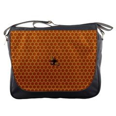 The Lonely Bee Messenger Bag