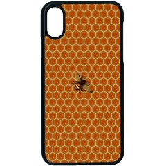 The Lonely Bee Apple Iphone X Seamless Case (black) by Jojostore