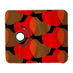 Heart Pattern Samsung Galaxy S  Iii Flip 360 Case