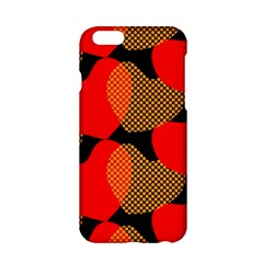 Heart Pattern Apple Iphone 6/6s Hardshell Case by Jojostore