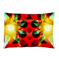 Abstract Abstract Digital Design Pillow Case by Jojostore