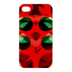 Abstract Abstract Digital Design Apple Iphone 4/4s Premium Hardshell Case