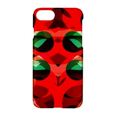 Abstract Abstract Digital Design Apple Iphone 8 Hardshell Case by Jojostore