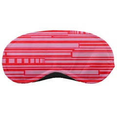 Index Red Pink Sleeping Masks