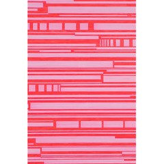 Index Red Pink 5 5  X 8 5  Notebook