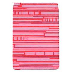 Index Red Pink Removable Flap Cover (l)