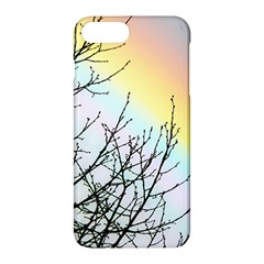 Rainbow Sky Spectrum Rainbow Colors Apple Iphone 7 Plus Hardshell Case by Jojostore