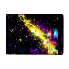 Galaxy Deep Space Space Universe Stars Nebula Apple Ipad Mini Flip Case by Jojostore