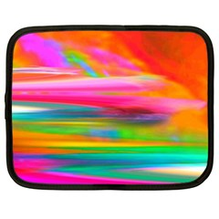 Abstract Illustration Nameless Fantasy Netbook Case (xxl)