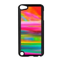 Abstract Illustration Nameless Fantasy Apple Ipod Touch 5 Case (black) by Jojostore